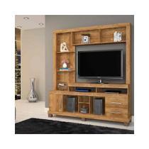 Estante  para TV até 42Pol Jaguaribe Candian Nobre - JCM Movelaria - Jcm móveis