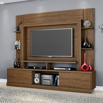 Estante para TV e Home Theater 2 Portas Miami Belaflex Carvalho Munique