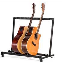 Estante Suporte Rack P/7 Instrumentos Musicais De Cordas - Geral