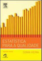 Estatistica para a qualidade - Campus -