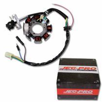 Estator - titan125 ks/es 00-01/xlr125 00-01 - Jec Pro