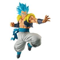 Estatua Banpresto Dragon Ball Super Ultimate Soldiers - Gogeta SSJ Blue 2243 - Branpresto