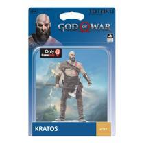 Estátua Totaku: God Of War - Kratos -