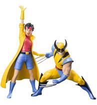 Estátua Wolverine  Jubilee X-Men 92 - Artfx+ Kotobukiya -