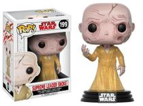Estatueta Funko Pop! Star Wars The Last Jedi - Supreme Leader Snoke -