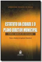 Estatuto da cidade e o plano diretor municipal teo - Lemos e cruz -