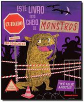 Este livro esta cheio de monstros - Brinque-book