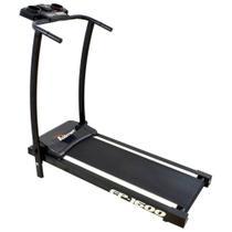 Esteira até 110kg Bivolt Polimet EP-1600 -