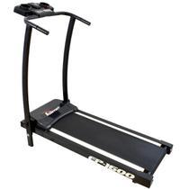 Esteira Ep-1600 110kg Monitor Velocímetro 0172 Polimet -