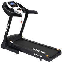 Esteira ergométrica elétrica oneal 710 220v semi-profissional inclinação manual - Oneal fitness