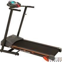 Esteira ergométrica evolution smart 40br 220v elétrica inclinação manual - Evolution fitness