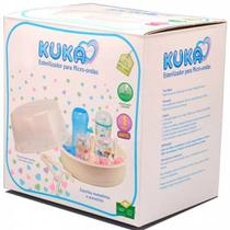 Esterilizador De Mamadeiras Kuka Para Microondas -