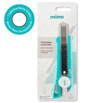 Estilete Profissional Mimo 18mm - Mimo.
