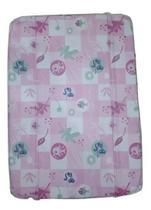 Estofado Capa Banheira Millenia Modelo Novo Burigotto Peixinho Rosa -