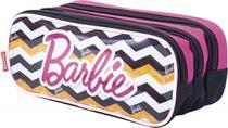 Estojo 3 Divisorias Barbie 19z Colorido - 065204-00 - Sestini