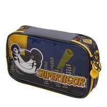 Estojo com Divisória Super Tigor Original - Tigor T. Tigre - Pacific