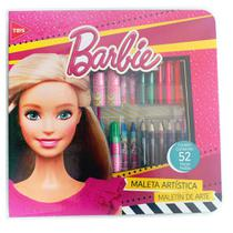 Estojo Escolar Criança Artístico Barbie 52 Peças - Staedtler