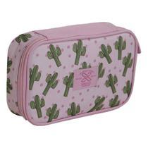 Estojo Especial Cactus Rosa Grande Xeryus -