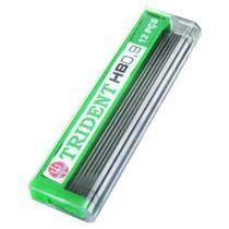 Estojo Mina Grafite Trident 0.9mm HB C/ 12 unidades -