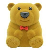 Estojo para Joias Urso Gigante (Anel e Brinco) - Rei Dos Estojos