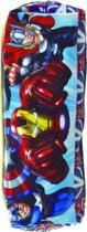 Estojo Simples Avengers Action - 1 Divisória - Marvel