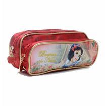 Estojo soft com bolso branca de vermelho r.50894 / un / dermiwil -