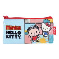 Estojo Xeryus PVC Flat Hello Kitty -