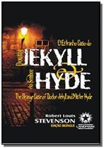 Estranho caso do dr  jekyll e do senhor hyde o - Landmark