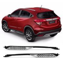 Estribo Honda HR-V 2016 a 2020 Suits Plataforma Lateral Modelo Original -