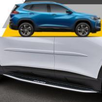 Estribo Lateral Spoiler Acessorios Tracker 2021 Em Diante 26230051 - Acessorios Chevrolet