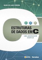 Estruturas de Dados Em C - Uma Abordagem Didática - Editora érica