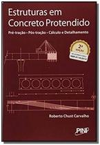 Estruturas em Concreto Protendido - Pini -