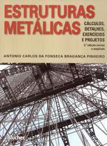 ESTRUTURAS METALICAS - 2ª ED - Edgard blucher