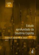 Estudo aprofundado da doutrina espirita - livro 3 - Feb