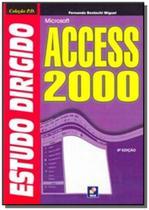 Estudo dirigido de access 2000 - Erica