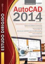 Estudo Dirigido de Autocad 2014 - Editora érica