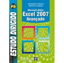 Estudo Dirigido de Microsoft Office Excel 2007 - Avançado - Editora érica