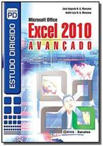 Estudo dirigido de microsoft office excel 2010: av - Editora erica ltda