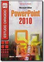 Estudo dirigido de microsoft office powerpoint 20 - Editora erica ltda