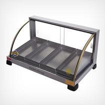 Estufa para salgados 4 bandejas em linha - EF.2.042 (220V) - Marchesoni