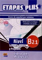 Etapas plus b2.1 - libro del profesor - Edinumen -