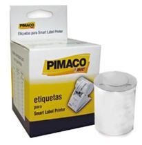 Etiqueta p/impressora térmica 28x51mm SLP-MLR Pimaco CX 640 unidades -