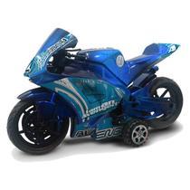 Etitoys moto friccao avengers dy-021 -