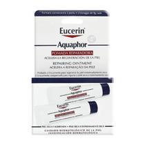 Eucerin Aquaphor Pomada Reparadora C/2 Bisnagas De 9g -
