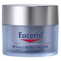 Eucerin Hyaluron Filler Noturno Anti-idade 50g -