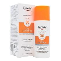 Eucerin Sun Oil Control Gel Creme Facial FPS 30 50mL - Isdin