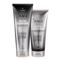 Eudora Siàge Nutri Diamond Shampoo + Condicionador -