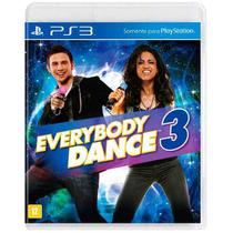 Everybody Dance 3 - PS3 - Easports