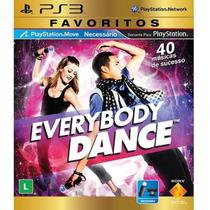 Everybody Dance (Favoritos) - Sony