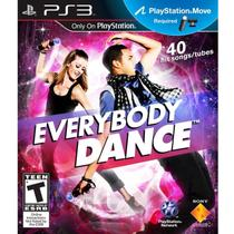 Everybody Dance - Ps3 - Sony